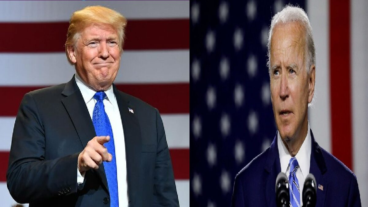 Trump urged to test Biden for doping