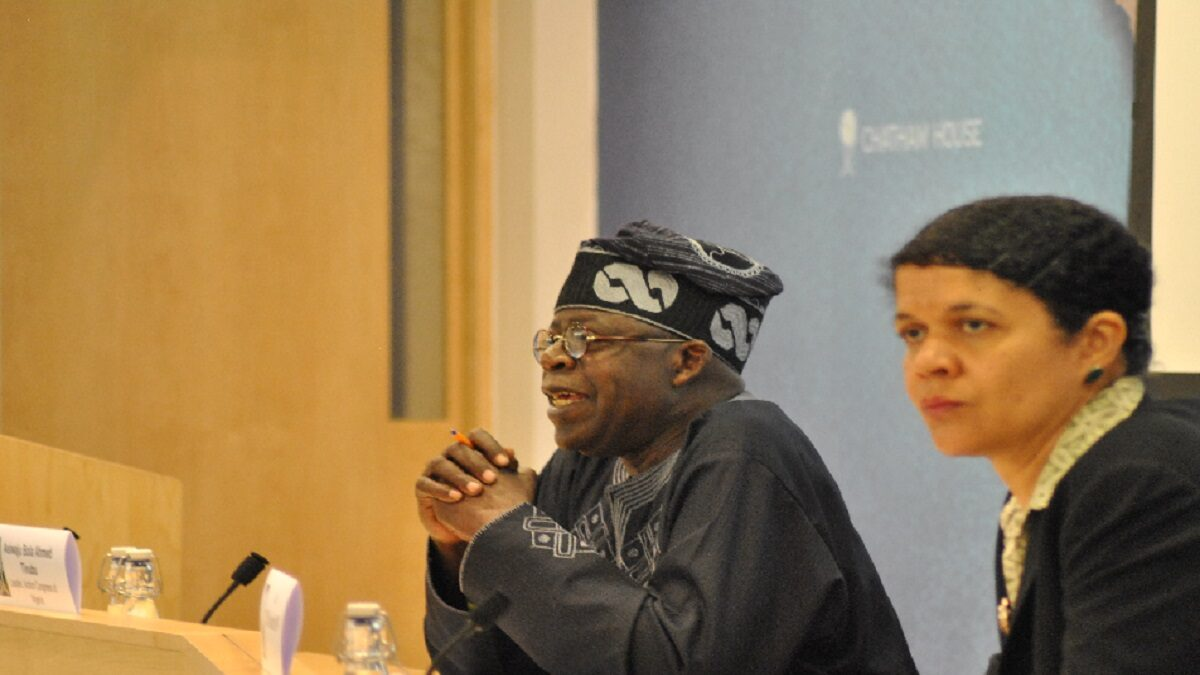 2023: Tinubu Makes Clarifications On Reported Presidential Campaign Office