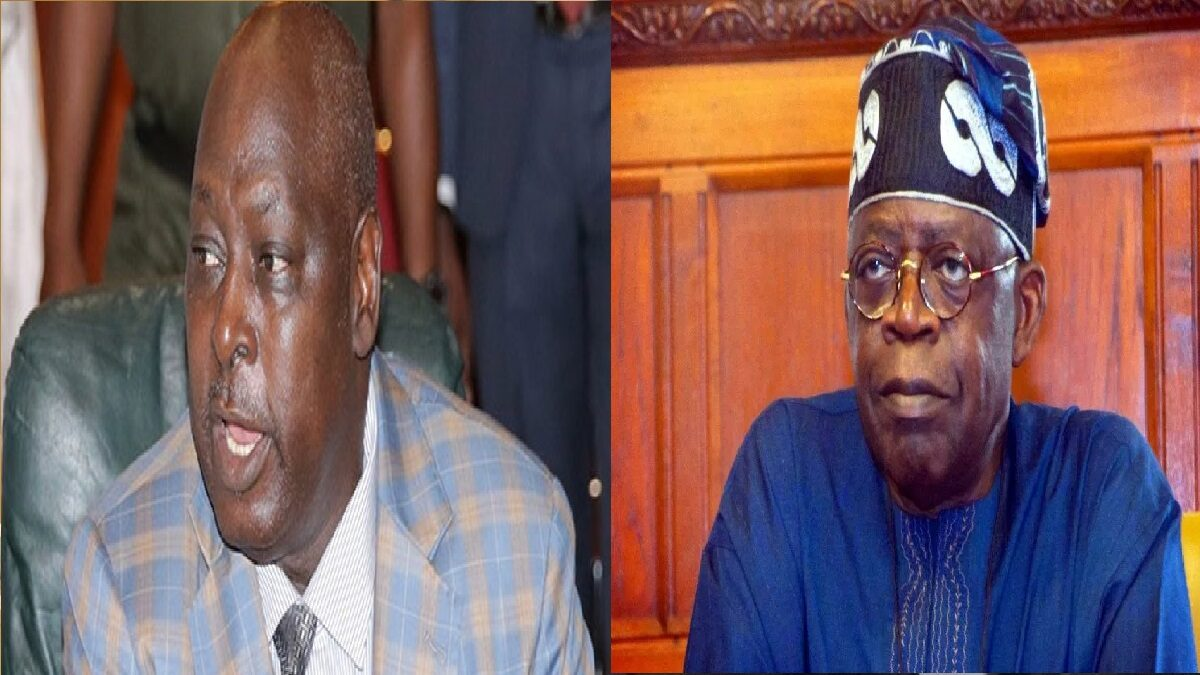 Babachir Lawal: APC must allow Bola Tinubu to contest in 2023 if we don't want wrath of God