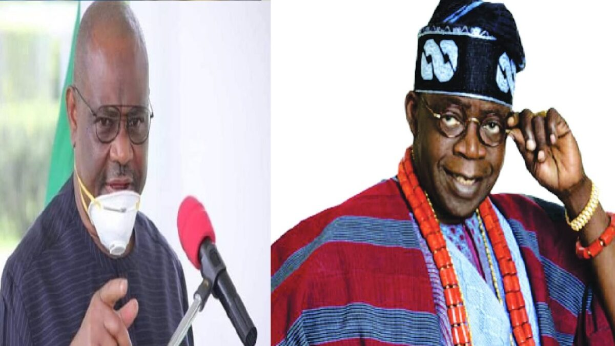 Photo of Tinubu Comment about Edo Crisis Shocked Me, says Wike