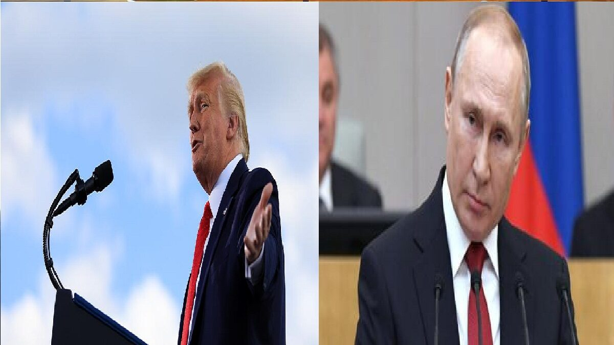"Trump calls Putin ""world class chess player"""