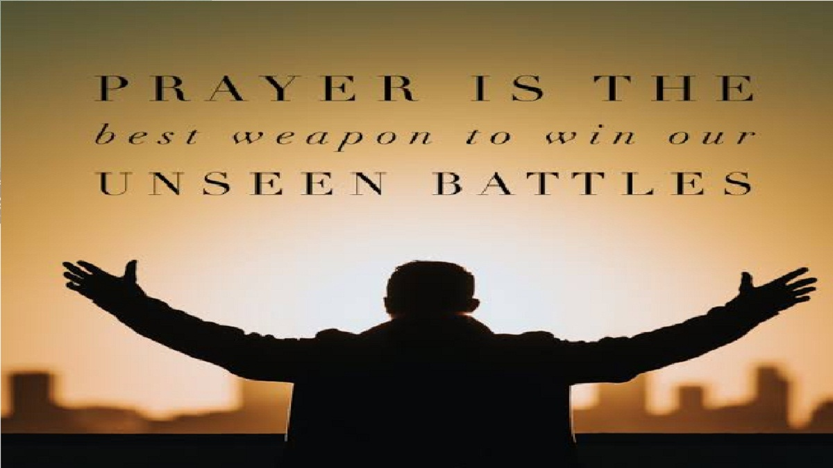 Five things every Christian should know about prayer