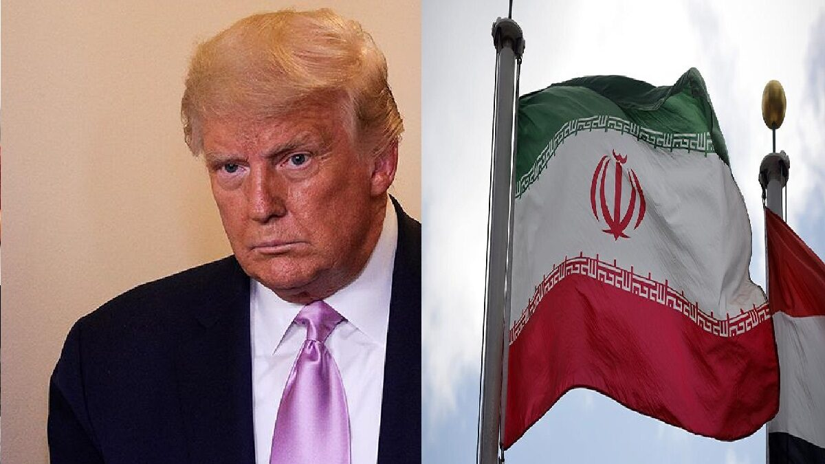 Trump announces the extension of sanctions against Iran
