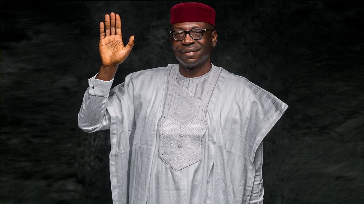 Ize-Iyamu To Train, Rehabilitate 'Agberos' In Empowerment, Transitional Program