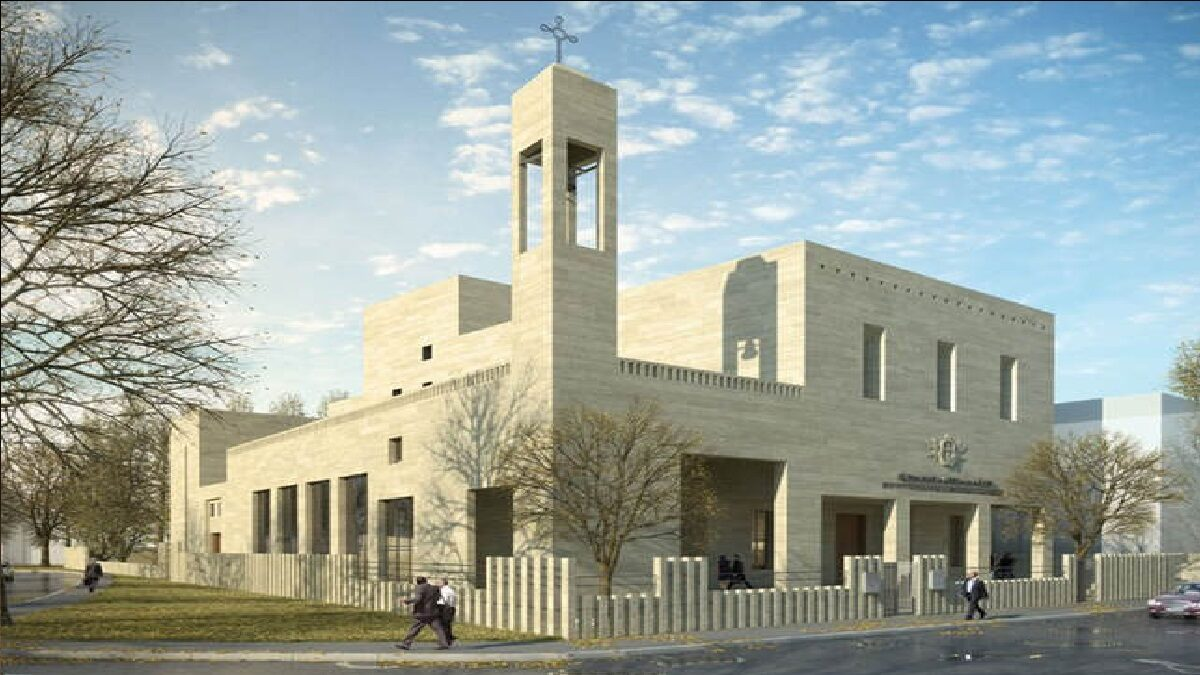 Christian church in Turkey will be made a mosque