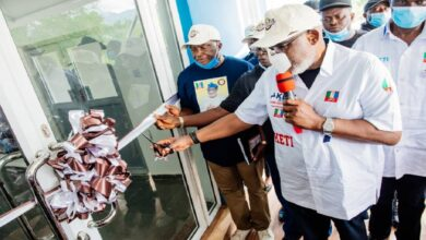 Photo of I want Ondo to pay salaries without relying on federal allocation- Rotimi Akeredolu