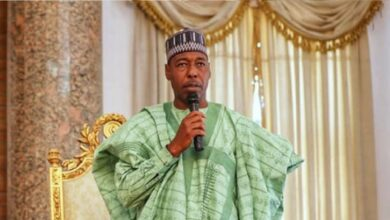 Photo of Most of Borno SSCE holders unqualified for University admission- Zulum