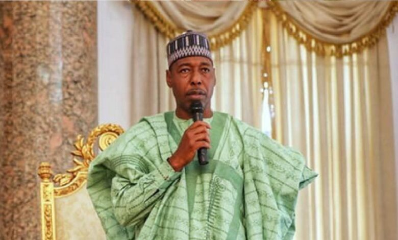 Borno Commissioner Narrates How Boko Haram attacked Zulum's convoy