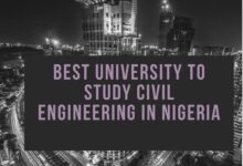 Photo of Best 10 university to study civil engineering in Nigeria