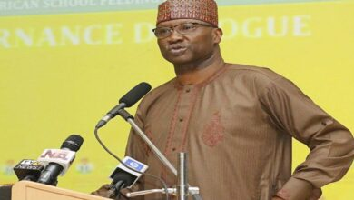 Nigeria May Break Up, It Has Cracks - Boss Mustapha