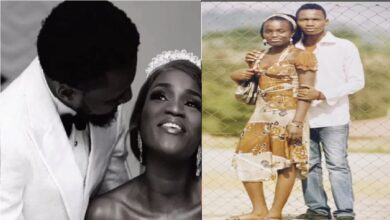 Photo of Yoruba Actress, Bukunmi Oluwasina Weds Lover Of 11 Years (Photos, Video)