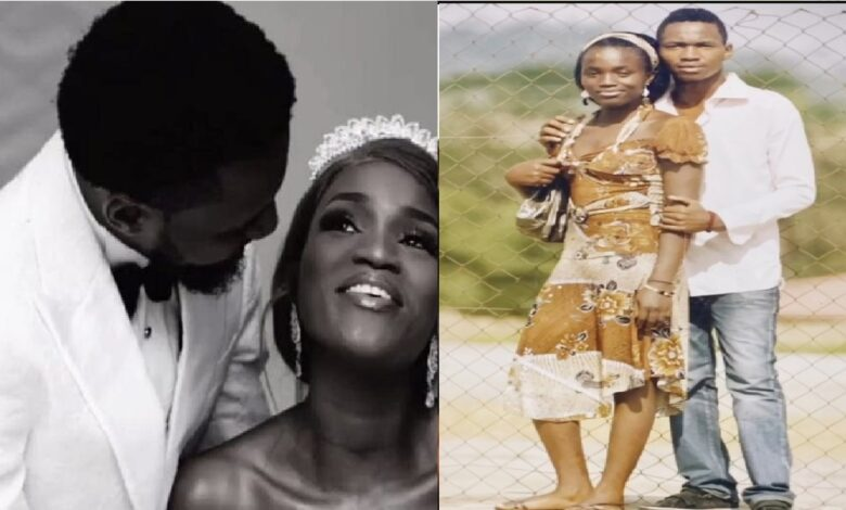 Yoruba Actress, Bukunmi Oluwasina Weds Lover Of 11 Years (Photos, Video)