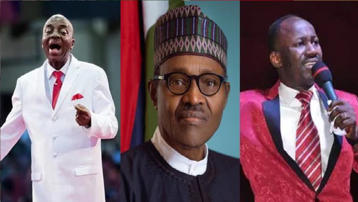 Presidency gives explanations on Cama, answers Oyedepo, others - as churches cry over the new lawPresidency gives explanations on Cama, answers Oyedepo, others - as churches cry over the new law