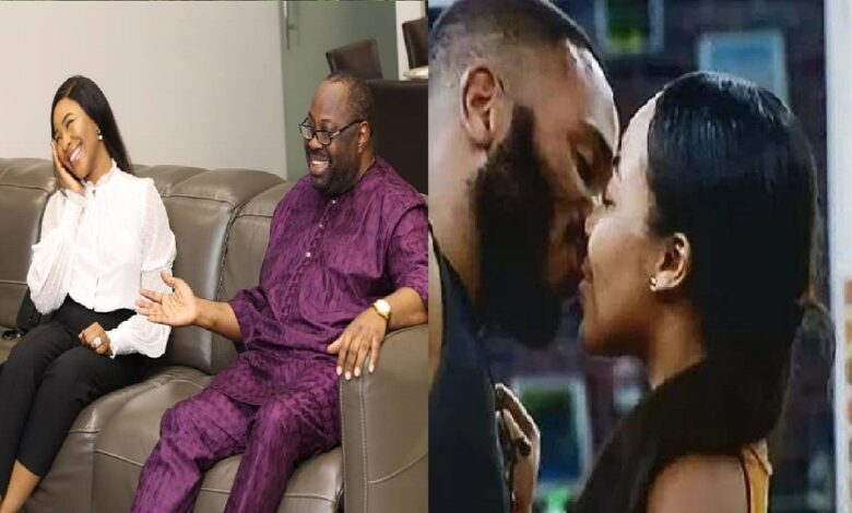 Big Brother Naija reality TV star Erica Nlewedim has documented her journey to fame and how she started her acting career in an interview with publisher Dele Momodu.