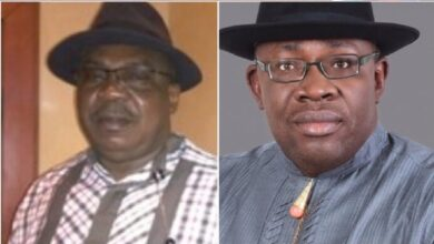 Bayelsa's N177billion debt: Dickson and his Commissioner burst in a fiery exchange