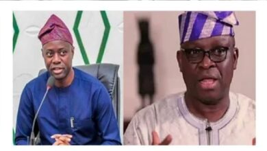 Photo of Ekiti 2022: Makinde and Fayose in the cold war over PDP leadership tussle