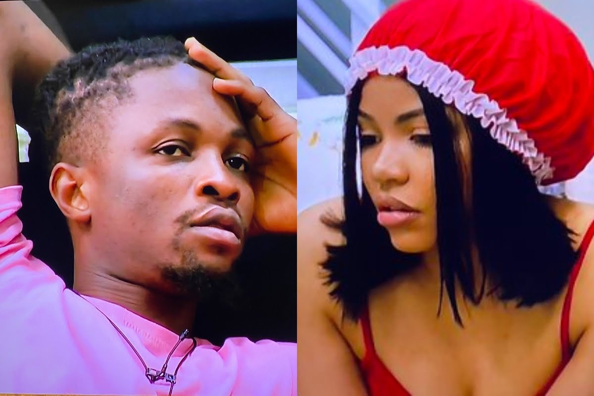 BBNaija 2020: Laycon, Nengi's erotic dance stirs reactions, doing everything with her body [VIDEO]