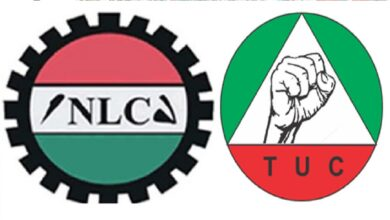 BREAKING: NLC, TUC suspend strike as FG halts electricity tariff hike
