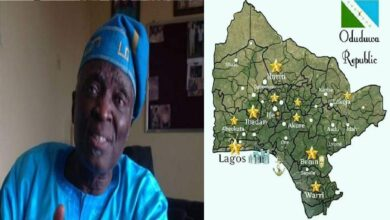 Photo of Yoruba Council Of Elders Rejects Agitation For Oduduwa Republic Because of Violence