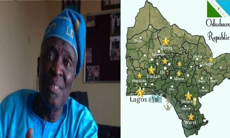 Yoruba Council Of Elders Rejects Agitation For Oduduwa Republic Because of Violence