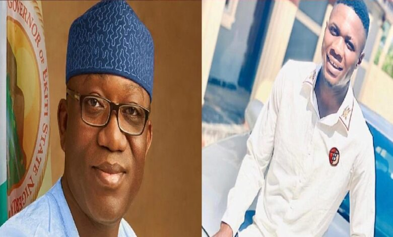 Fayemi and The Future of APC in Ekiti