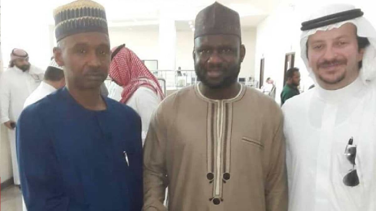 Jubilation As Zamfara Cleric Detained In Saudi Arabia Over Drugs, Arrives Home