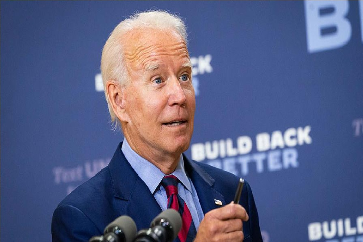 Biden accused Trump of panicking and trying to hide the consequences of the pandemic