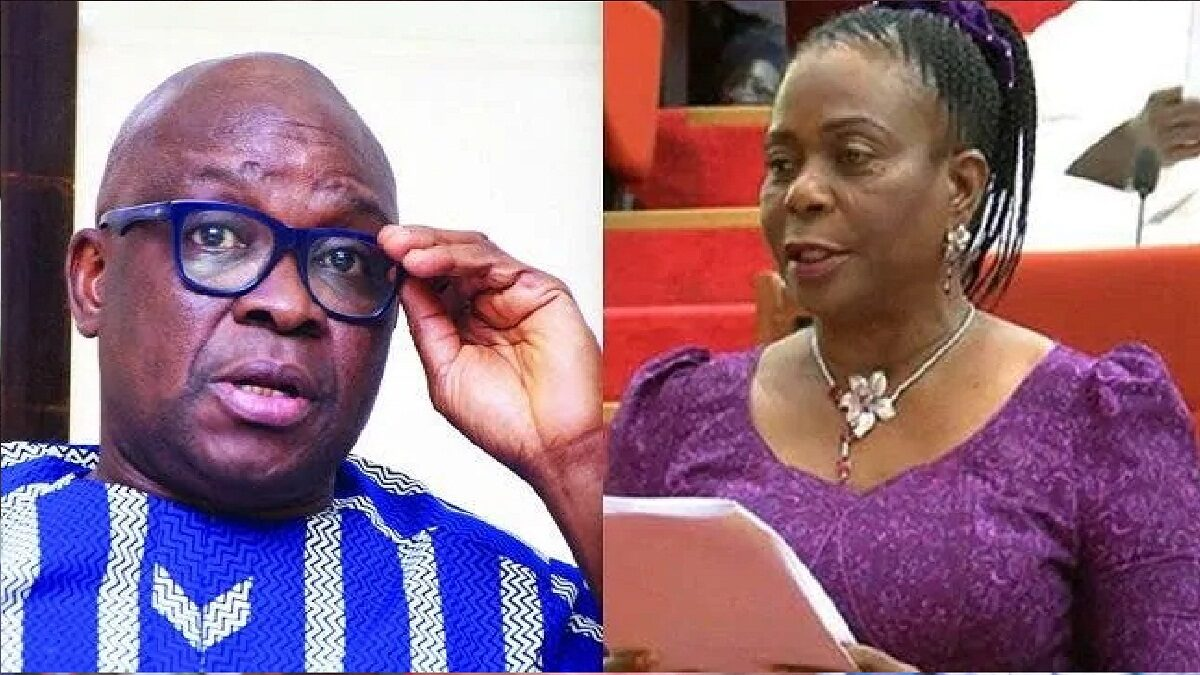 Crisis deepens in Ekiti PDP as Fayose, Olujimi fight for the soul of the party