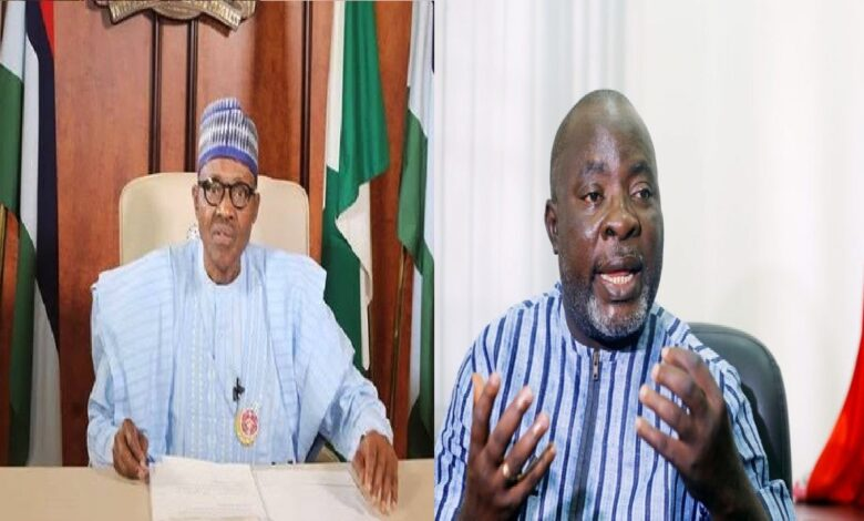 Buhari's Eight Years Is A Passing Phase, a Waste of Time; Nigerians Should Endure - PDP