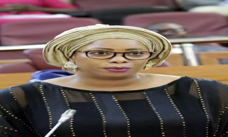"REVEALED: A female Lagos lawmaker who says ""young people are high on drugs"" used COVID-19 palliatives as a birthday gift"