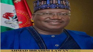 Ahmad Lawan's Independence Anniversary Message To Nigerians on October 1,2020