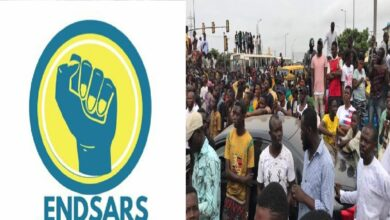 Photo of #EndSARS Movement Condemns Killings, Violence, Says Group Not Out To Overthrow Govt