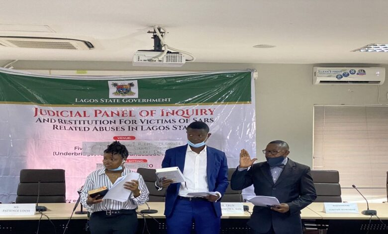 #ENDSARS panel: outrage as Lagos issues nondisclosure pledge to youth reps