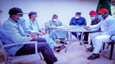 Photo of Gbajabiamila visits Sanwo-Olu, Akiolu, Tinubu, says House ready to support Lagos, other affected states