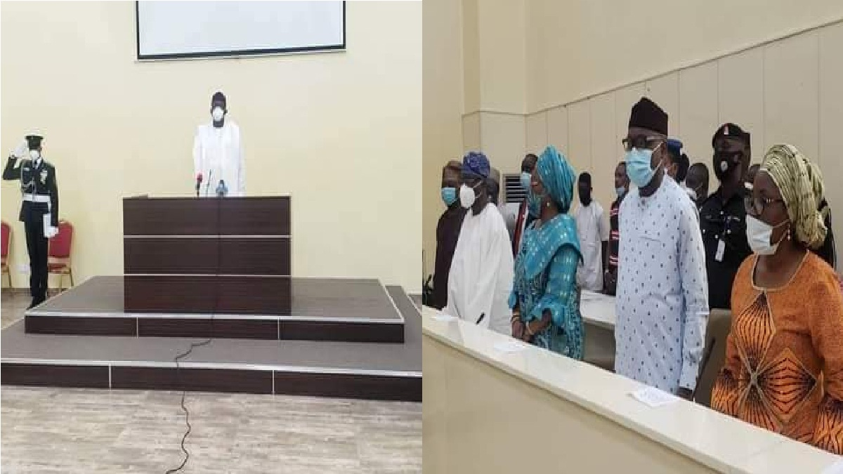 Fayemi approves bill Signs by House of Assembly to Upgrade College of Education To University