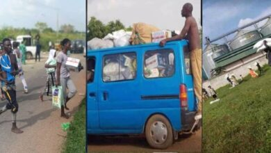 Photo of Bullies attack the warehouses in Ekiti, cart away poisonous items