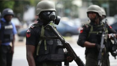 Police Recruit OPC To Guard Stations from hoodlums