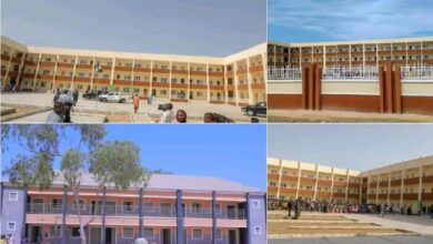 This Nigerian governor wins people's hearts again as he builds mega schools