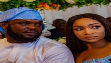 Photo of Tinubu's son flew to London with his family