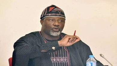 Photo of #ENDSARS: Buhari's speech leaves me speechless – Dino Melaye
