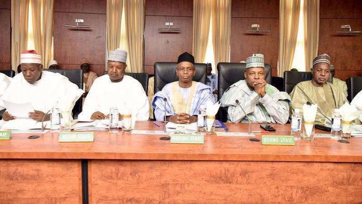 Service Chiefs: Northern governors are suing for the cooperation of Nigerians