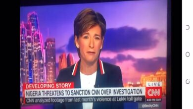 Photo of Lekki Shooting: 'We stand by our report' – CNN responds to FG sanctions threat(Video)