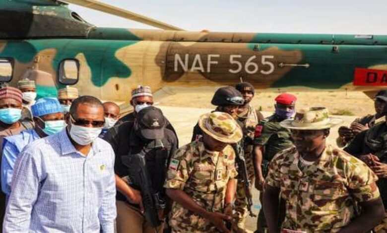 Boko Haram: Treat all Nigerians as a suspect – Buratai orders soldiers