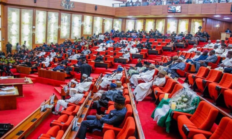 BREAKING: Fire These Long-Serving Service Chiefs, Senate Tells Buhari Over Borno Killings