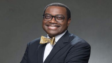 The president of the African Development Bank, Akinwumi Adesina has expressed the bank's worry over Nigeria's debt to revenue ratio.