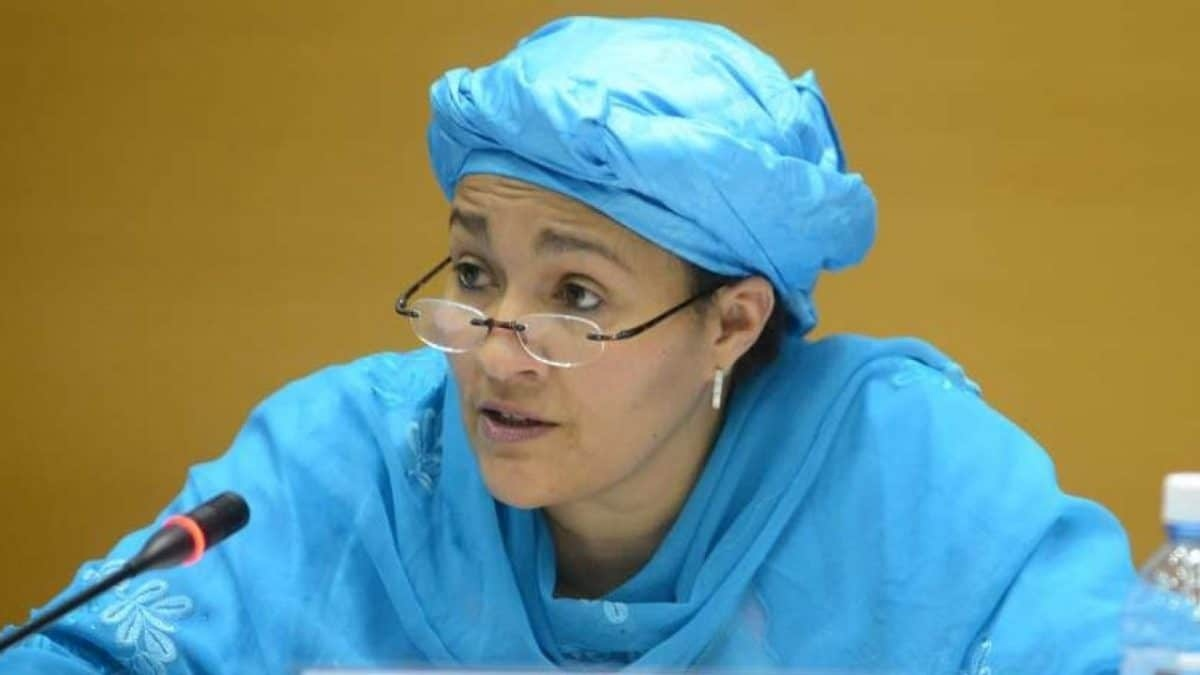 Boko Haram: internally displaced people are tired and want to go home-UN Deputy Secretary General