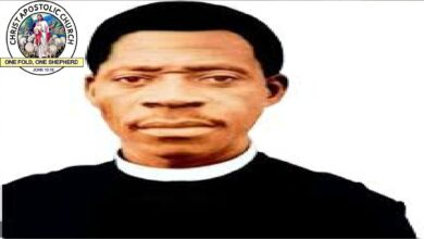 Historical Events In Christ Apostolic Church You Must Know