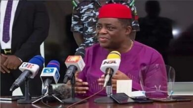 Femi Fani-Kayode, a former Aviation Minister, has commended the Sultan of Sokoto, Saad Abubakar III,