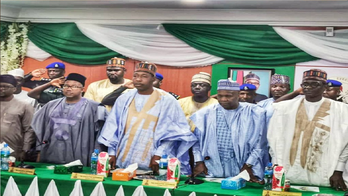 2021 Budget: 'We Were Cheated ' - Northeast Govs To FG