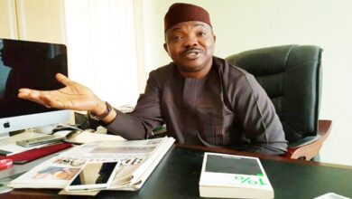 Those In The Government Are Real Hooligans, Hoodlums, Not Palliative Looters-Odumakin